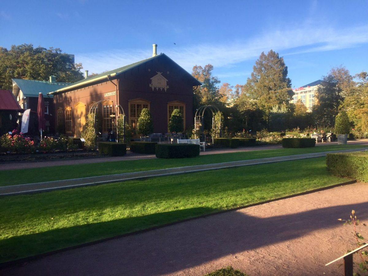 Jardins de Gotemburgo