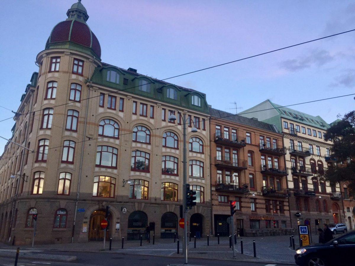 cidades da suécia gotemburgo