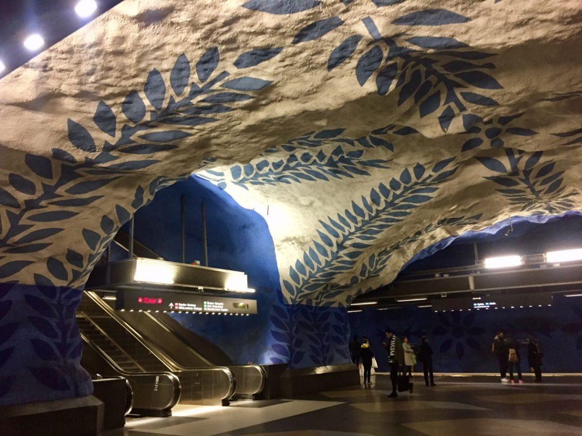 T-Centralen Estocolmo