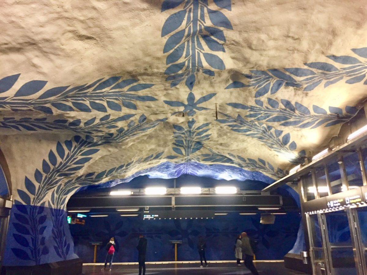 Estações de Estocolmo