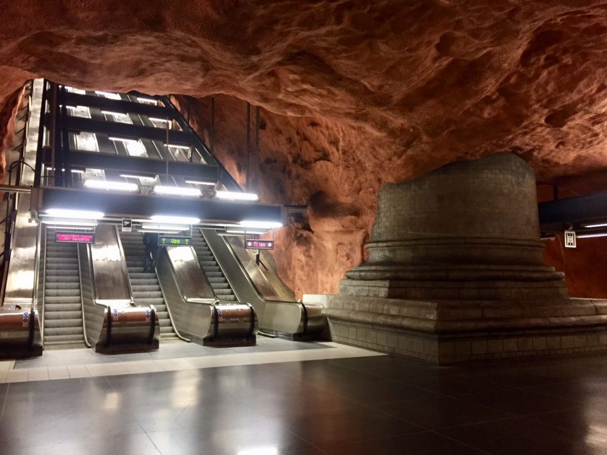 radhuset metrô