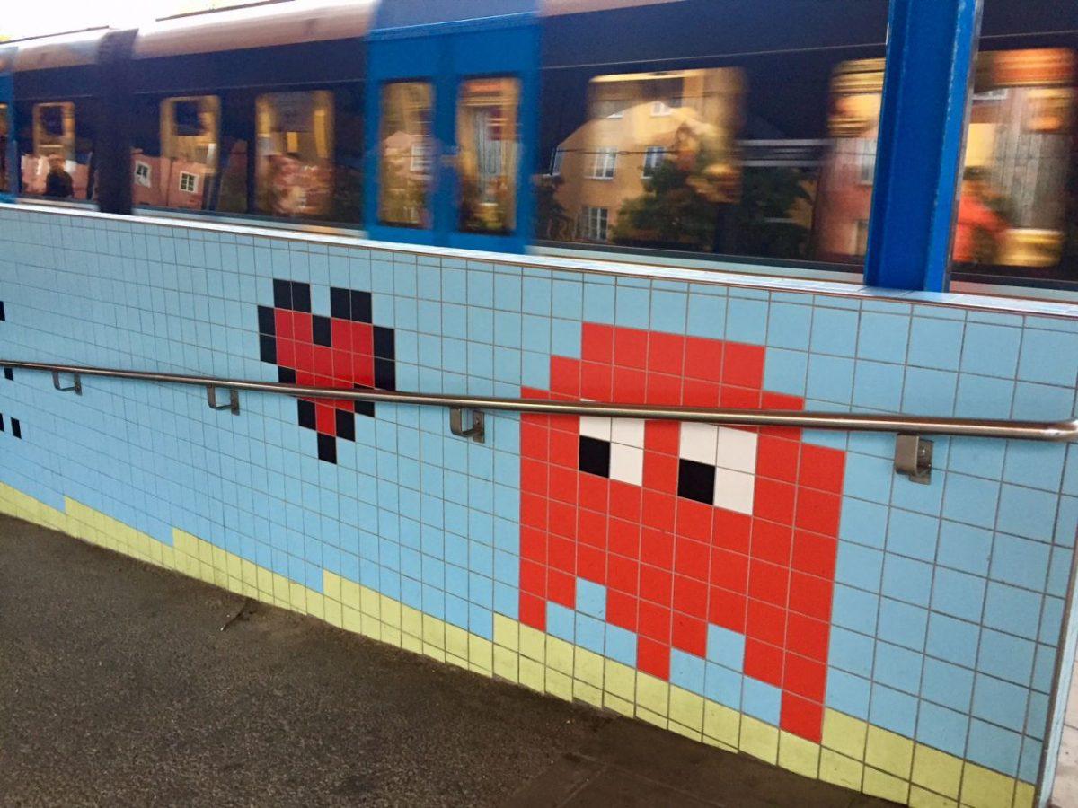 estações de metrô de Estocolmo