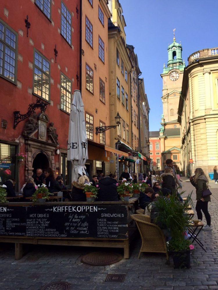 o que fazer na capital da Suécia