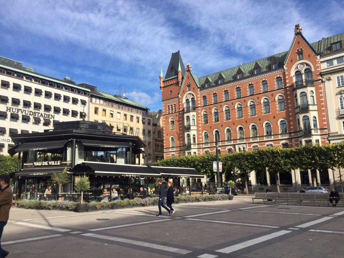 Norrmalmstorg - o que fazer em Estocolmo