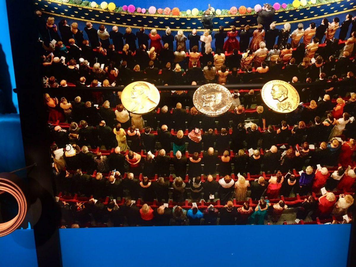 medalhas do Prêmio Nobel