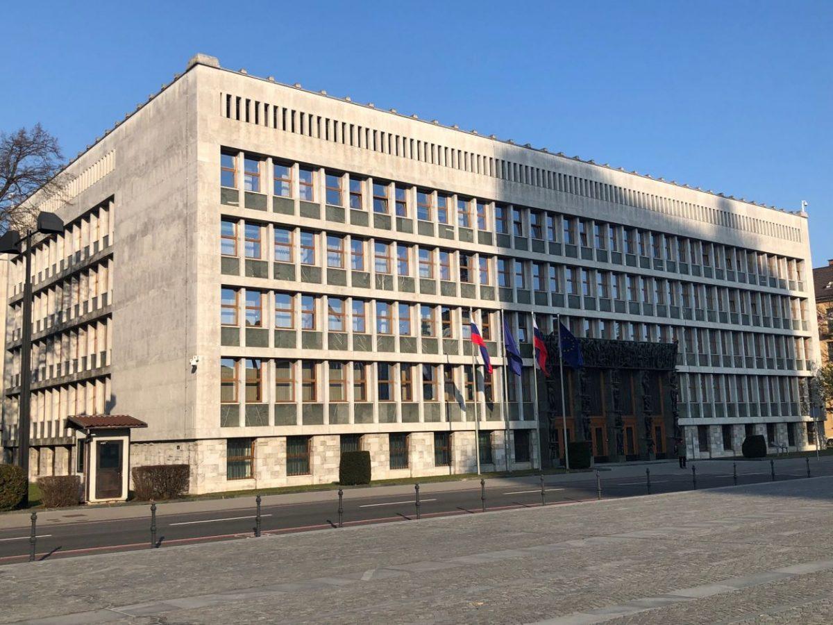 capital da eslovênia