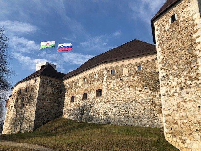 castelo de liubliana