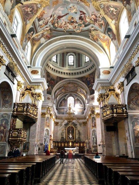 catedral de liubliana
