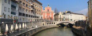 Onde ficar em Liubliana, Eslovênia – gastando pouco