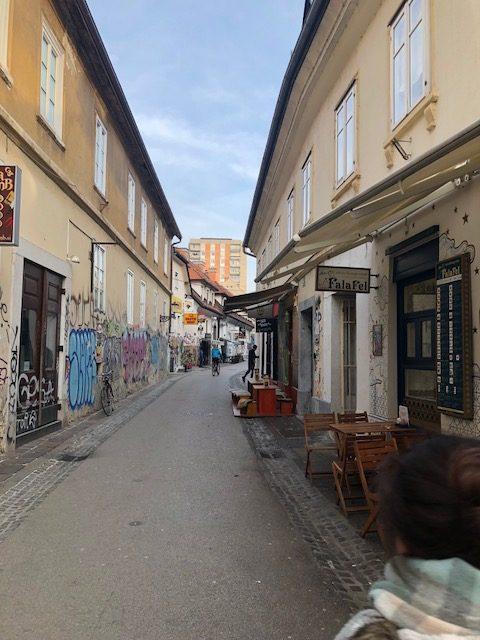 rua de liubliana