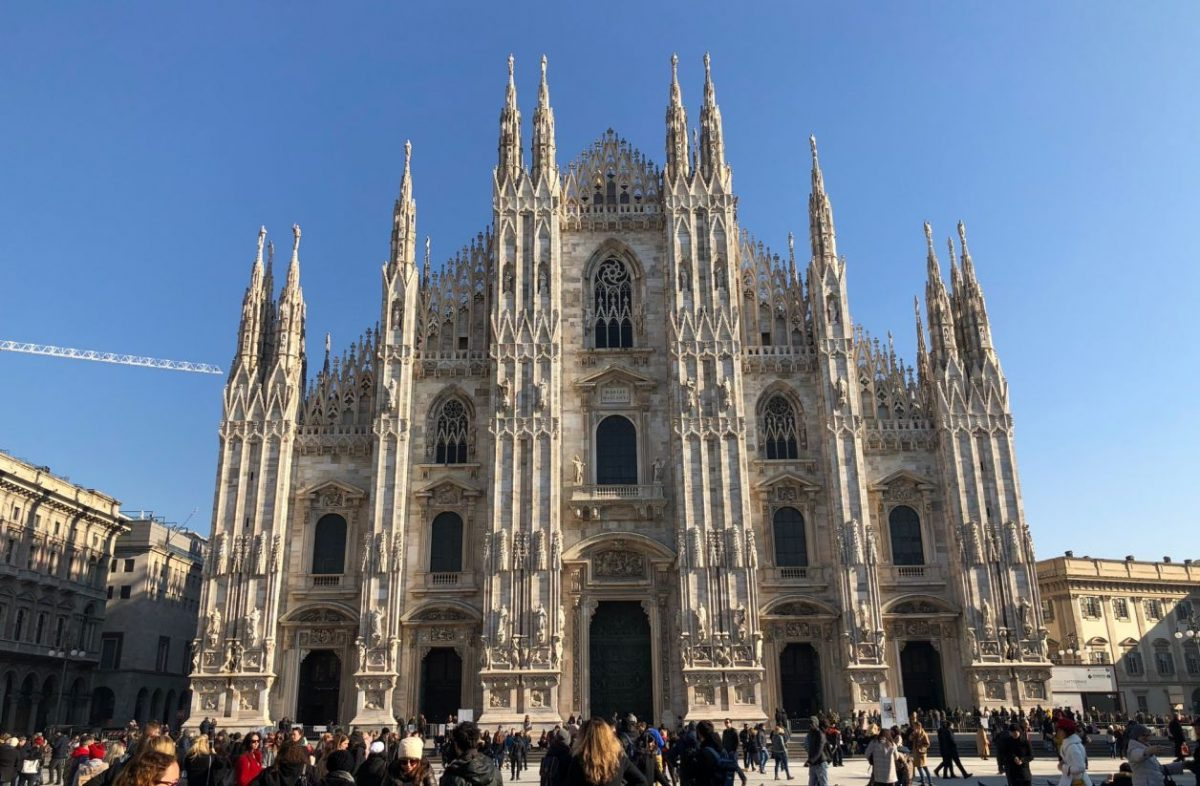 duomo de Milao catedral de Milao