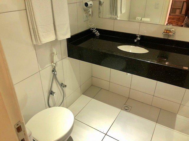 banheiro hotel curitiba