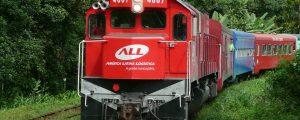 Passeio de trem em Curitiba – uma viagem inesquecível no tempo
