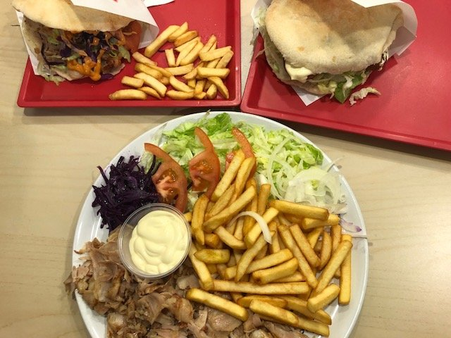 kebab Colmar França