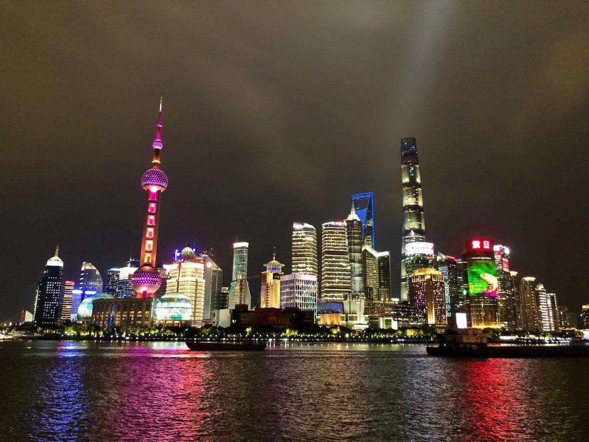 bund o que fazer em Shangai