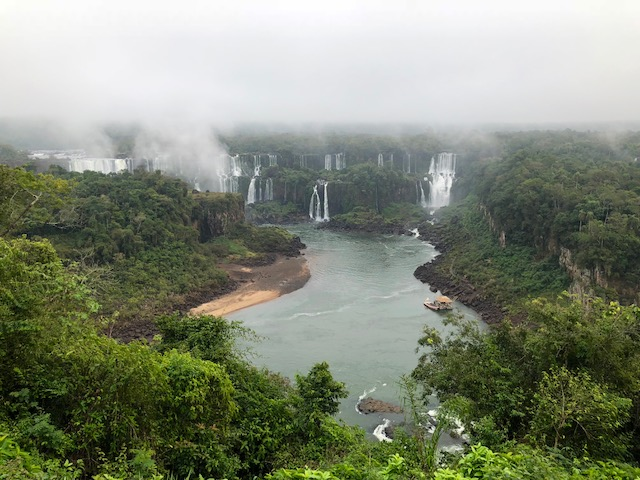 cataratas do iguaçu foz