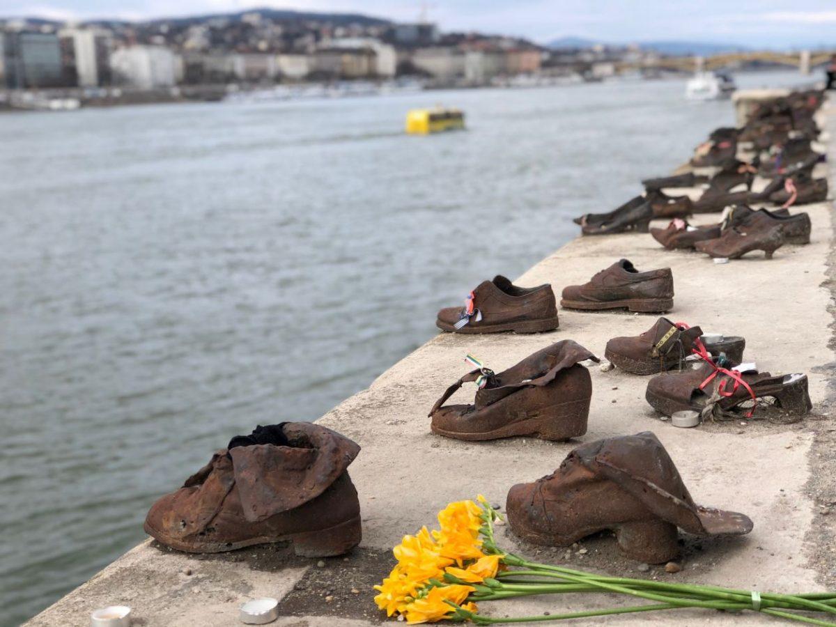 memorial em homenagem aos judeus