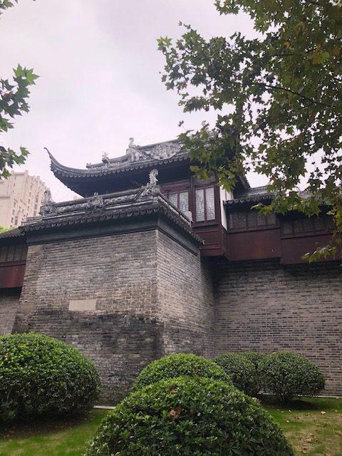old city Xangai