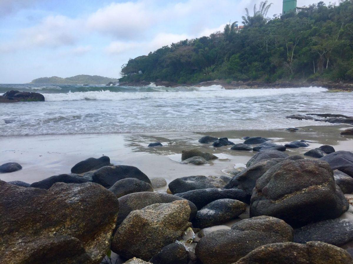 praia bombinhas