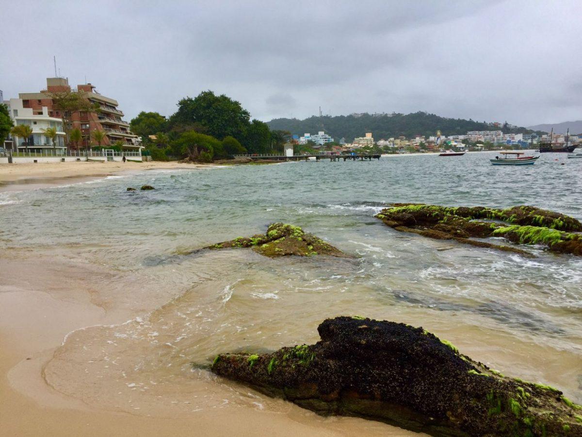 praias bombinhas sc