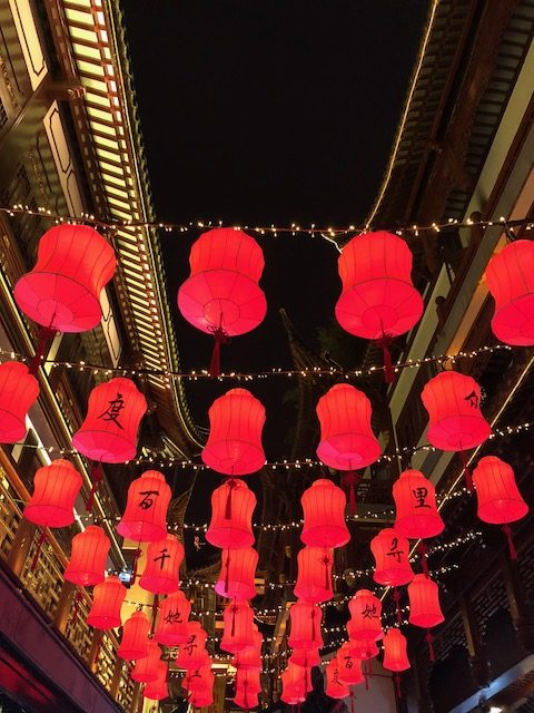 yu garden Xangai