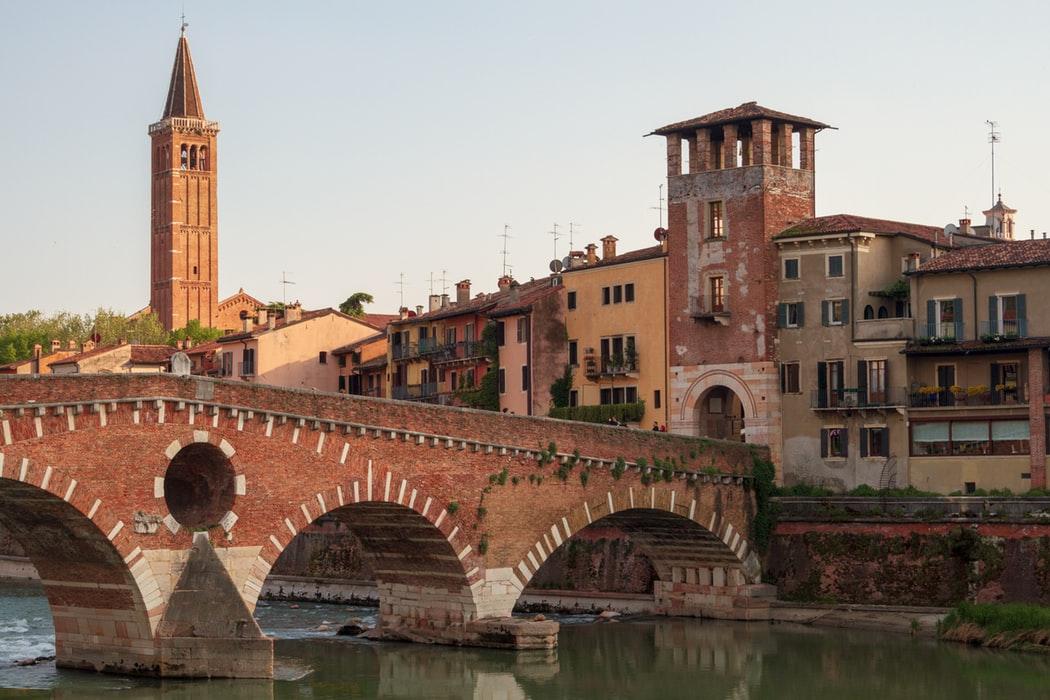 Verona roteiro Italia