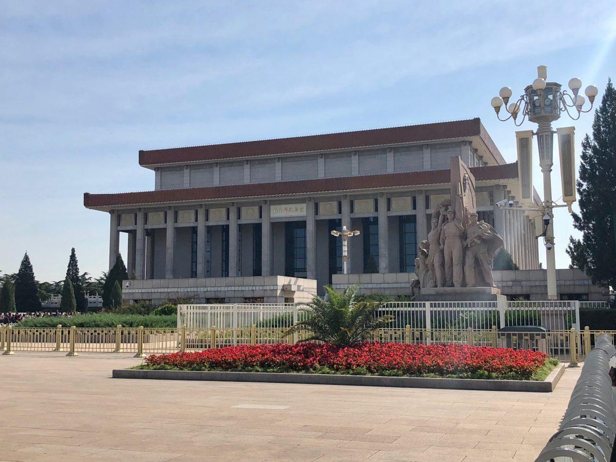 Mausoléu de Mao Tse Tung