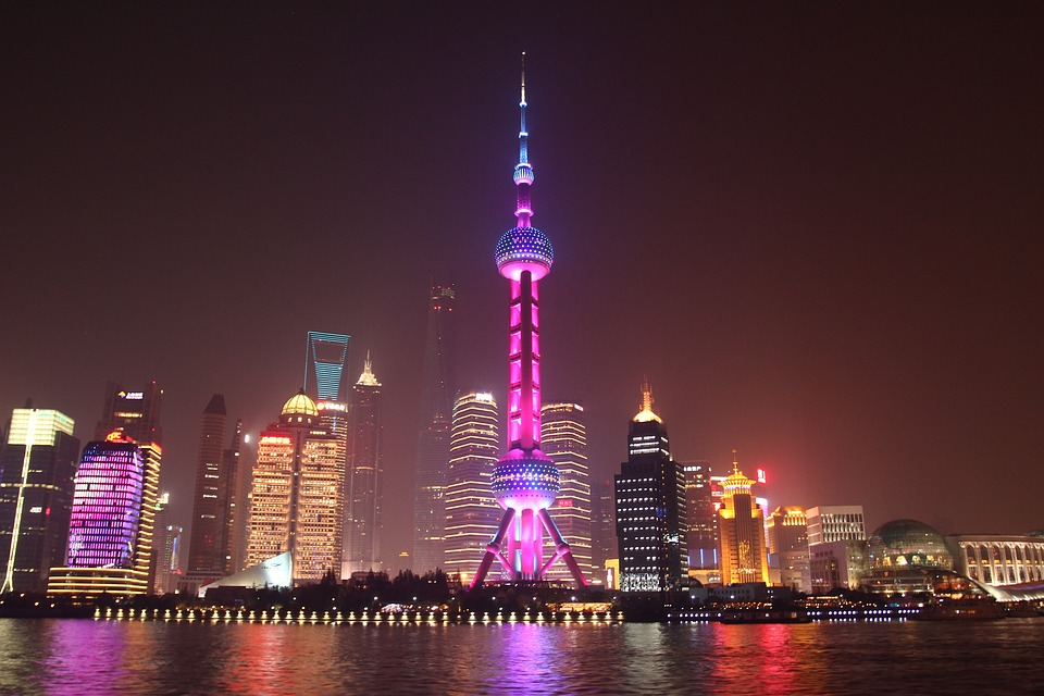 xangai na China