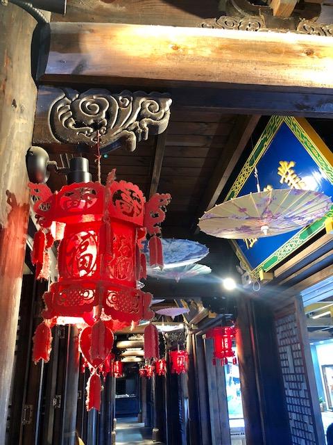 passeio em Chengdu