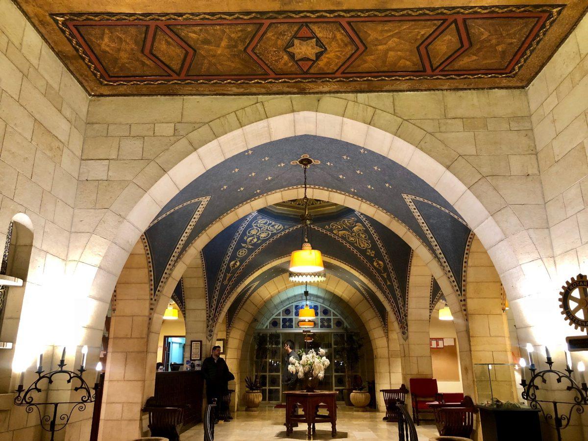 hotéis em jerusalem
