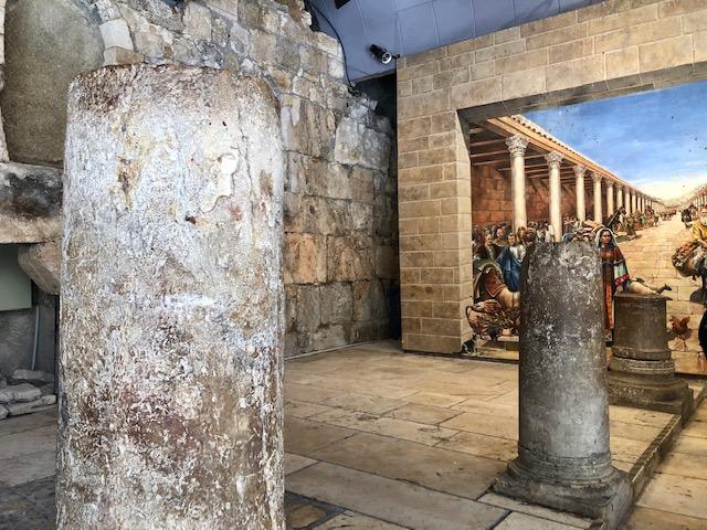 antigo mercado jerusalém