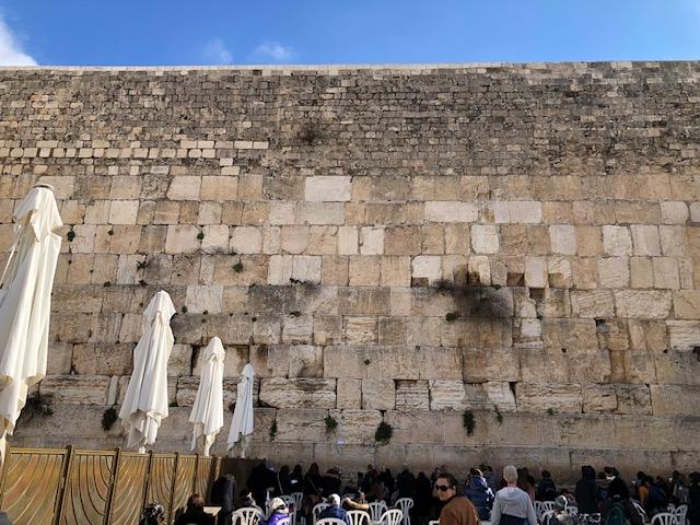 muro das lamentações jerusalem