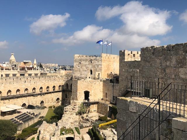 torre David jerusalem