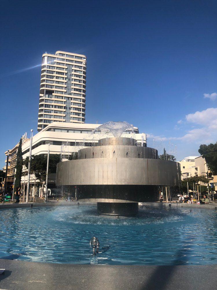 Dizengoff Square Tel Aviv