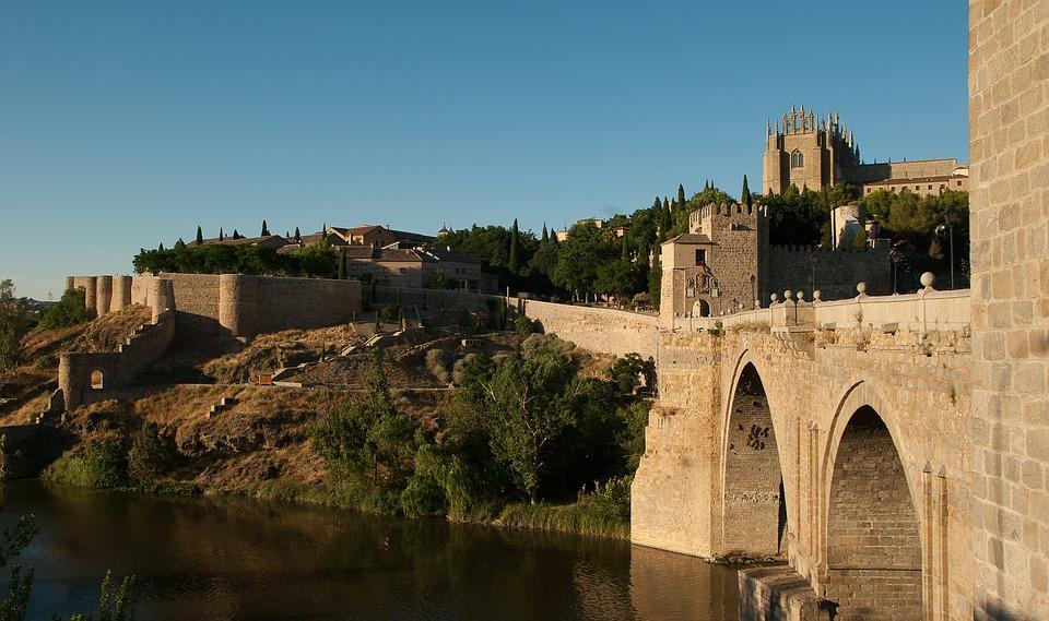 toledo Espanha o que fazer em Madri