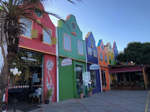 Rua Dória Vasconcelos - Rua Turística