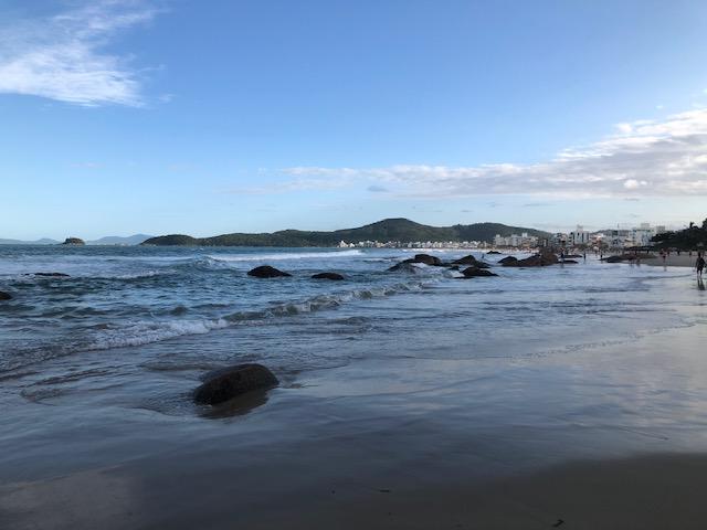 praia palmas do arvoredo