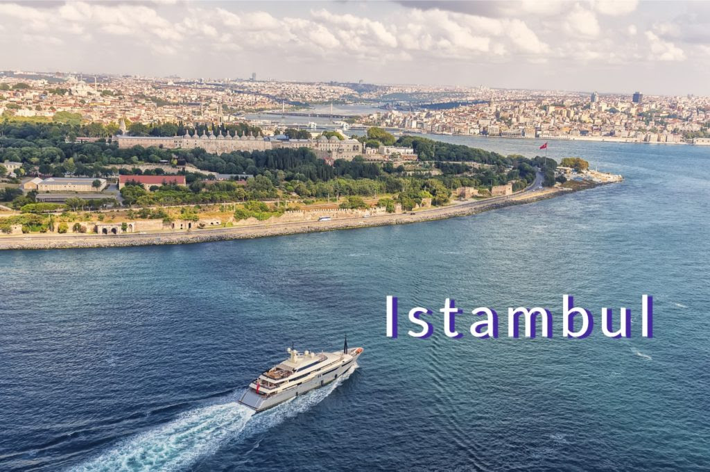 guia na Turquia