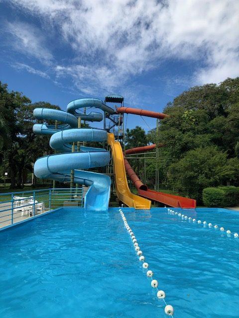 parque aquático termas do Gravatal