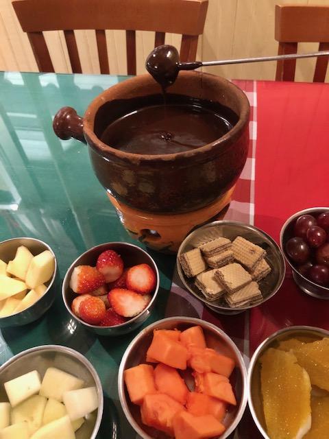 fondue chocolate serra gaucha