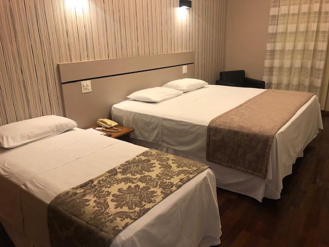 quarto serrano residencial hotel