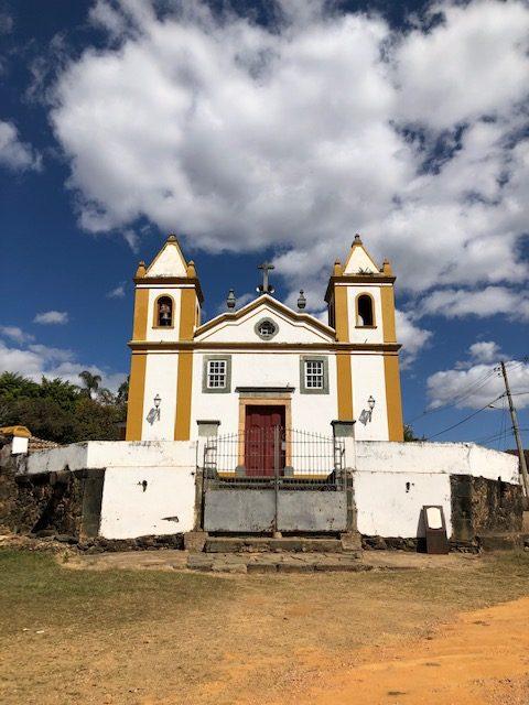 igreja de bichinho