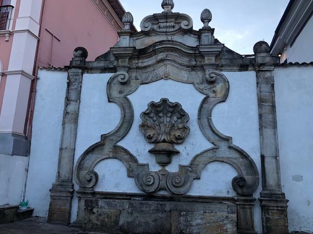 chafariz o que fazer em Ouro Preto