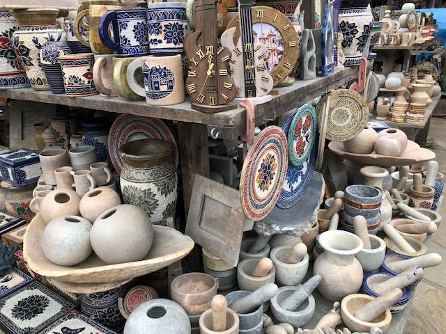 feira de pedra sabão