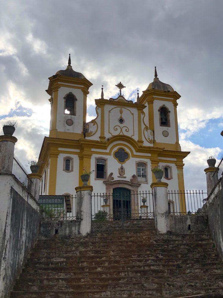 igreja nossa senhora da conceição em Ouro Preto