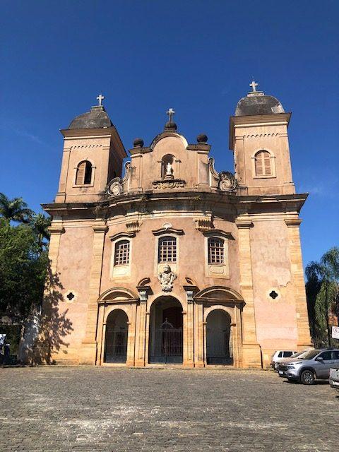igreja São Pedro dos clérigos