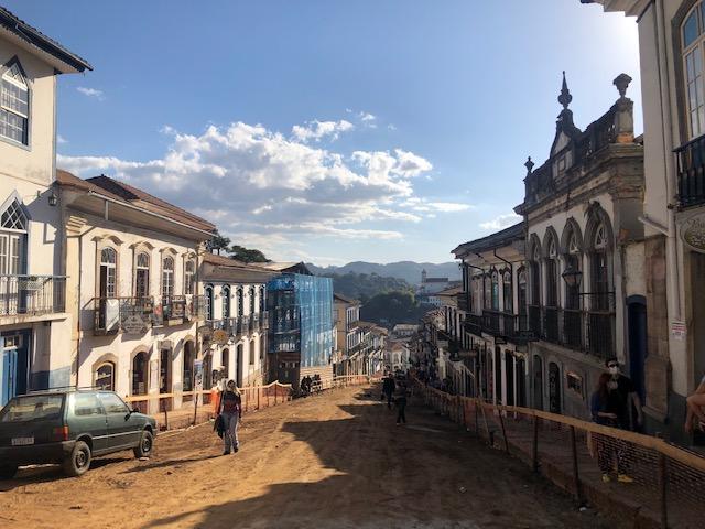 Rua Direita o que fazer em Ouro Preto